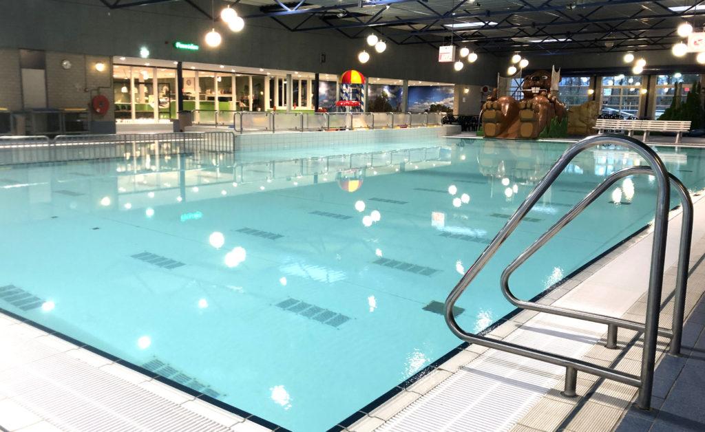 Zwembad De Peppel.Zwembad De Peppel Sportservice Ede